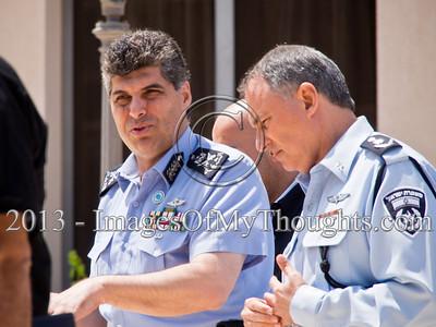Discrete Cross-Border Cooperation between Israel, Jordan and the PA