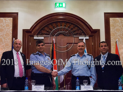 Discrete Cross-Border Cooperation between Israel, Jordan and the PA