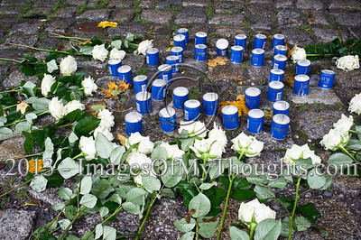 Berlin-Grunewald Commemorates WW2 Nazi Deportation of Jews