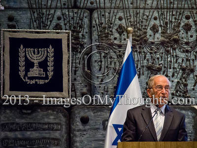 President Peres Launches Cancer Fundraising Campaign