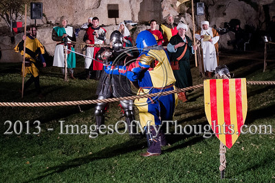 Jerusalem's 'Knights in the Old City' Festival
