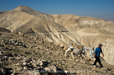 Jordan Valley Security Briefing with Uzi Dayan