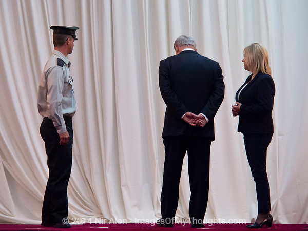State Welcoming Ceremony for Canadian PM in Jerusalem