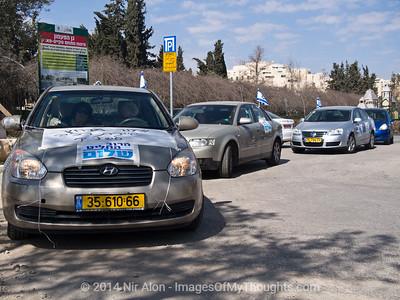 Jerusalem Peace Convoy