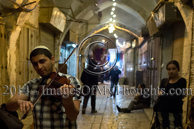 Jerusalem's 'Sounds of the Old City' Music Festival