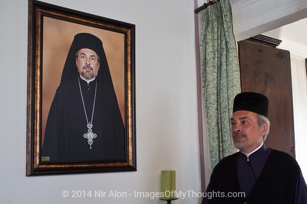 In Pictures: Jerusalem's Monastery of the Holy Cross