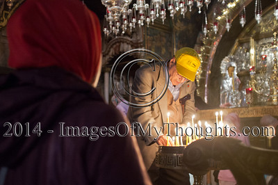 Palm Sunday Mass at the Holy Sepulchre