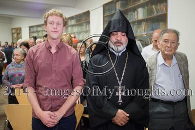 Armenian Genocide Commemoration at Jerusalem Hebrew University
