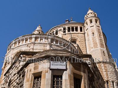 Custody Battle Over the Cenacle in Jerusalem