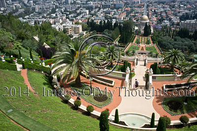 Haifa: The Bahai Temple