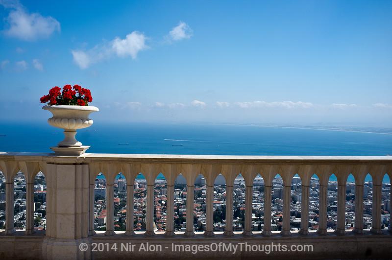 Haifa: The Bahai Temple