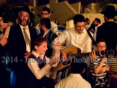 Lag BaOmer Celebrated in Jerusalem