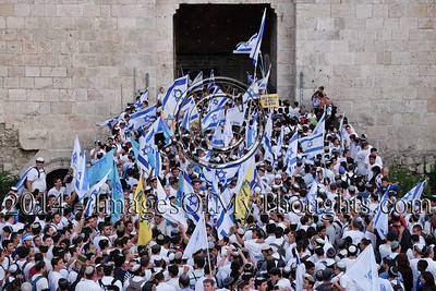 Thousands in Jerusalem's Dance of Flags