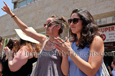 Jerusalem Slut Walk 2014
