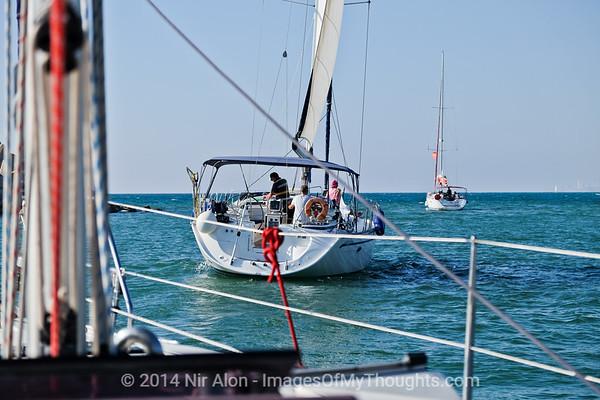 Israel: Herzliya Marina