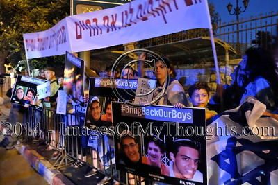 West Bank Israeli Teens Kidnapping
