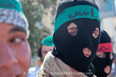 Protesters Call for Revenge in Jerusalem