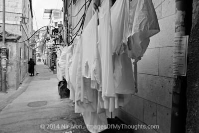 In Pictures: Mea Shearim Neighborhood in Jerusalem