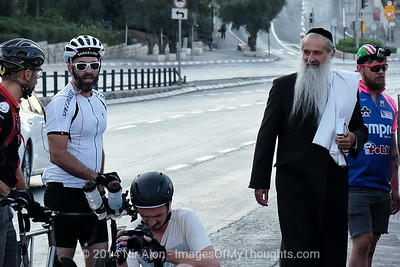 Yom Kippur Observed in Israel