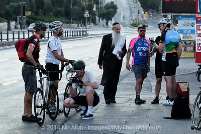 Yom Kippur Observed in Israel
