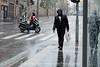 Israel: First Seasonal Rainfall in Jerusalem