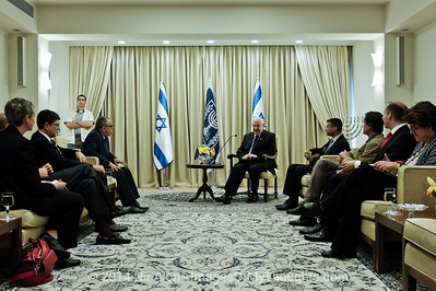 European Parliament Delegation in Israel