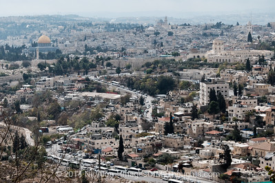 Jerusalem Unrest