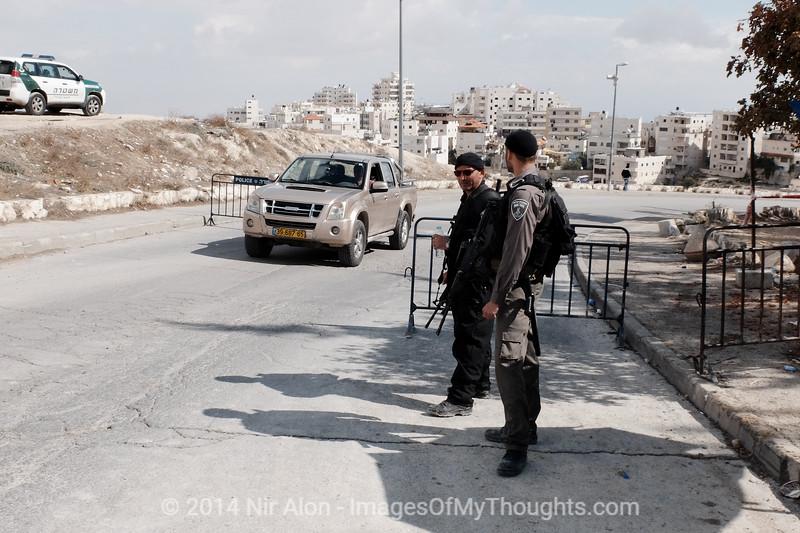 Jerusalem Unrest