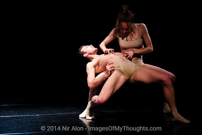 Jerusalem International Dance Week 2014
