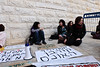 Supreme Court Protest for Hailu in Jerusalem
