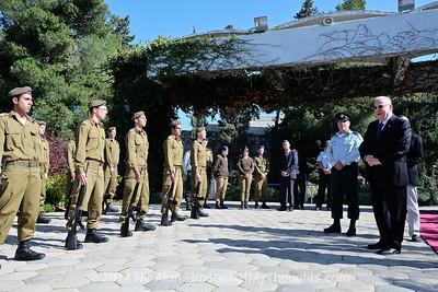 New Ambassadors in Israel