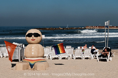 Israel: Warm Winter Weather in Tel-Aviv