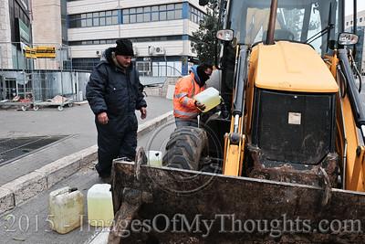 Israel: Jerusalem Prepares for Snow Storm