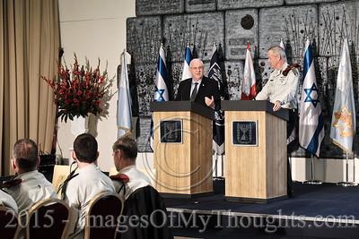 Israel: Pres. Rivlin Hosts IDF Chief of Staff
