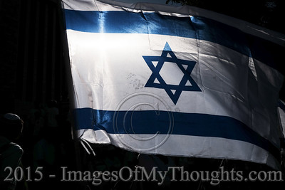 Israel: Jerusalem Day Dance of Flags 2015