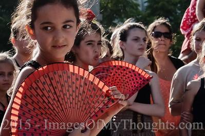 Summer Street Festival in Jerusalem, Israel
