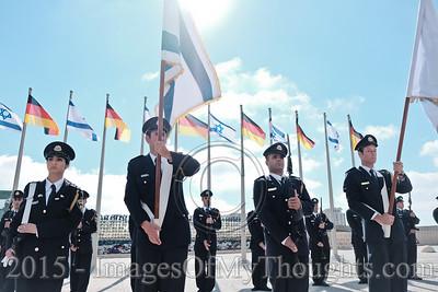 German Bundestag President Visits the Knesset in Jerusalem, Israel
