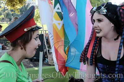 Jerusalem Pride March 2015