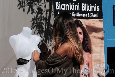 Bikini Festival in Jerusalem, Israel