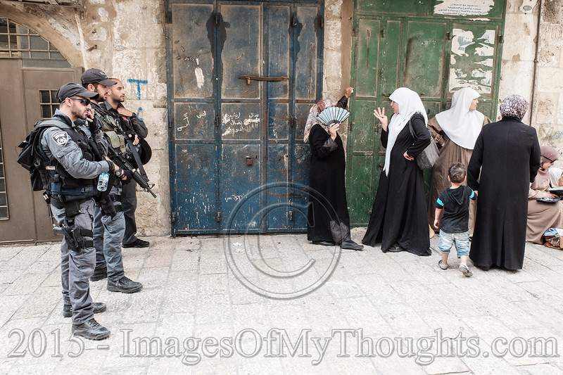 Israel: Scenes from the Temple Mount