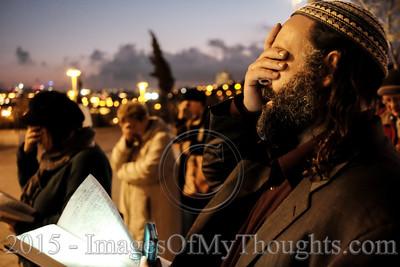 Israel: Interfaith Prayer Vigil in Jerusalem