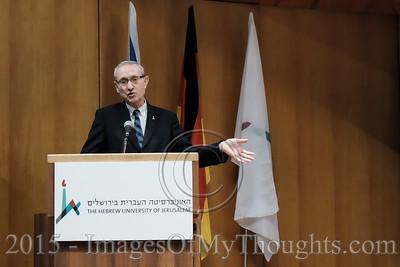 German President Gauck Visits Israel