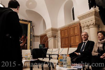 German Bundesrat President Tillich Visits Israel