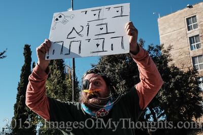 Israel: Netanyahu's Natural Gas Deal Protest