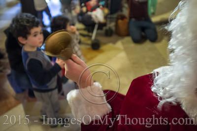 Christmas 2015 in Israel