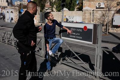 Tense Days in Jerusalem, Israel