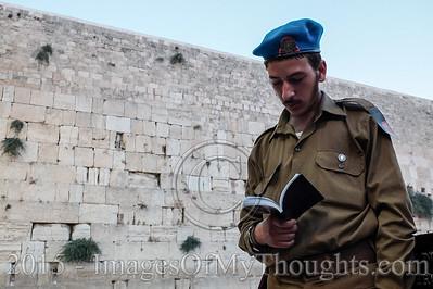 Torah Scrolls Commemorate the Fallen in Jerusalem, Israel