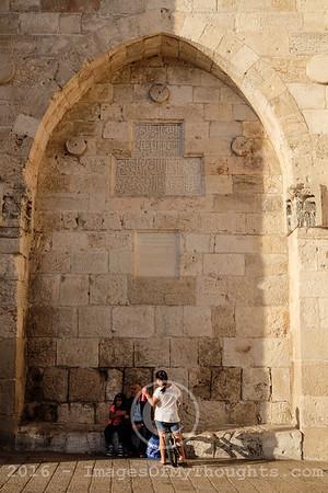 Spinning Marathon in Jerusalem, Israel