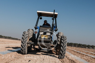 Israel: Land Appropriation in the Jordan Valley