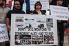 Armenians Protest Arms Supply to Azerbaijan in Jerusalem, Israel